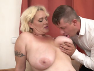 tits fuck mother mature