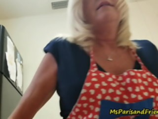 cougar fuck slutty paris